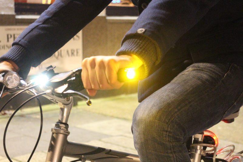 WingLights richtingaanwijzers voor fietsen